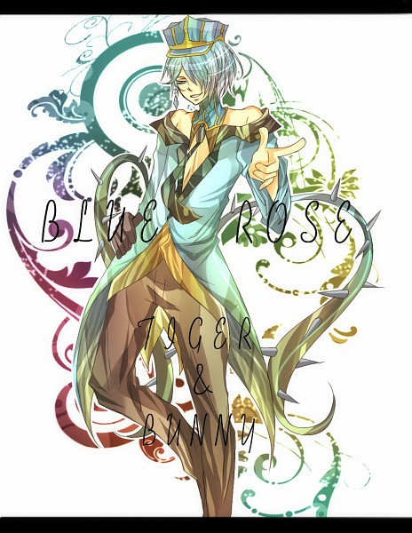 Tags: Anime, Pixiv Id 2411806, TIGER & BUNNY, Blue Rose (T&B), Karina Lyle