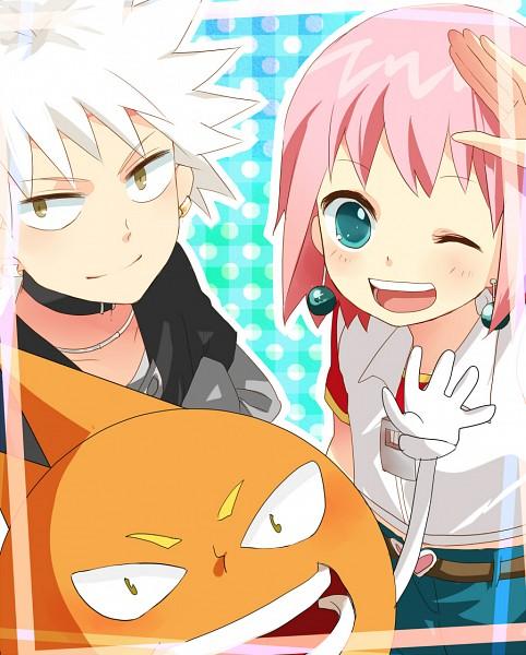 Tags: Anime, Kou, Bobobo-bo Bo-bobo, Don Patch, Heppokkomaru, Beauty (Bobobo-bo Bo-bobo)