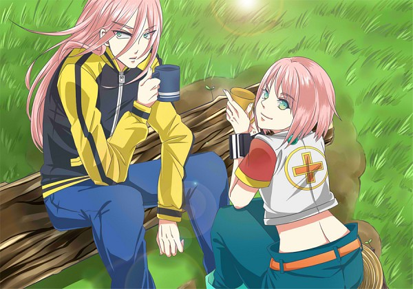 Tags: Anime, Pixiv Id 2782690, Bobobo-bo Bo-bobo, Softon, Beauty (Bobobo-bo Bo-bobo)
