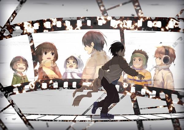 Tags: Anime, Pixiv Id 813306, Boku dake ga Inai Machi, Kobayashi Kenya, Hinazuki Kayo, Sugita Hiromi, Fujinuma Satoru, Osamu (Boku dake ga Inai Machi), Kazu (Boku dake ga Inai Machi), Filmstrip, Erased