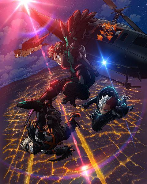 Boku no Hero Academia: World Heroes' Mission
