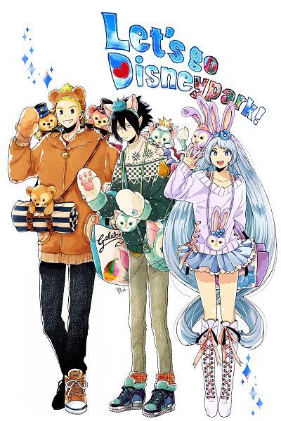 Tags: Anime, Dandel, Boku no Hero Academia, Togata Mirio, Amajiki Tamaki, Hadou Nejire, 2:3 Ratio, 800x1200 Wallpaper, Wallpaper, Fanart, Fanart From Pixiv, Pixiv, My Hero Academia