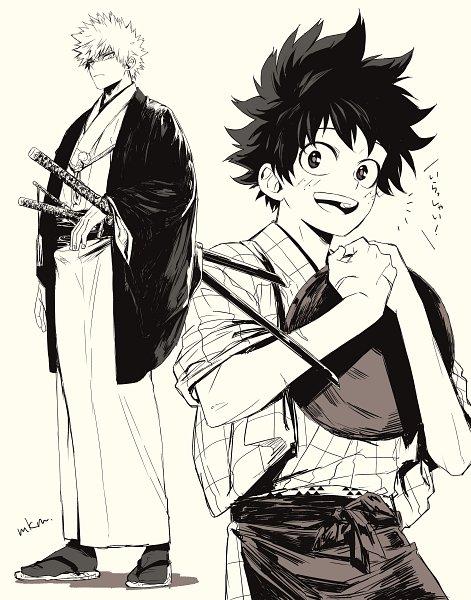 Tags: Anime, Pixiv Id 13513026, Boku no Hero Academia, Midoriya Izuku, Bakugou Katsuki, KatsuDeku, My Hero Academia