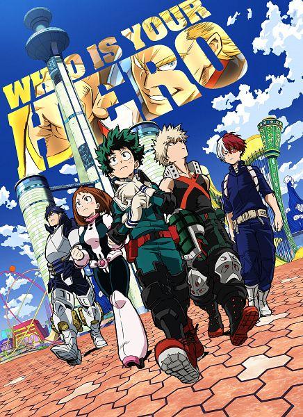 Boku no Hero Academia The Movie: Futari no Hero (My Hero Academia: The Movie - The Two Heroes)