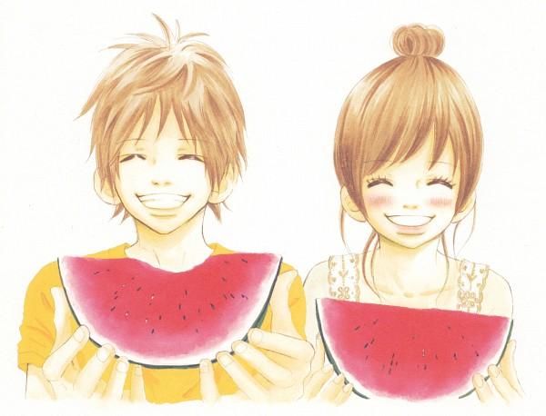Tags: Anime, Yuuki Obata, Bokura ga Ita, Nanami Takahashi, Motoharu Yano, Traditional Media