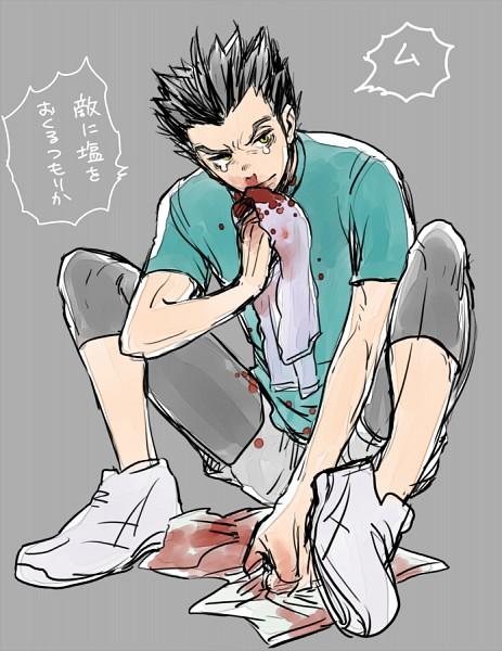 Tags: Anime, Pixiv Id 63220, Haikyuu!!, Bokuto Koutarou, Fanart From Pixiv, Pixiv, Fanart