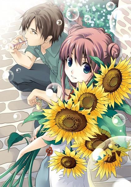 Tags: Anime, Bomi, Original