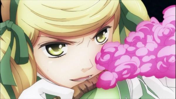 Tags: Anime, Otome Youkai Zakuro, Bonbori (Otome Youkai Zakuro), Screenshot