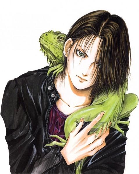 Tags: Anime, Kaori Yuki, Boys Next Door, Lizard, Character Request