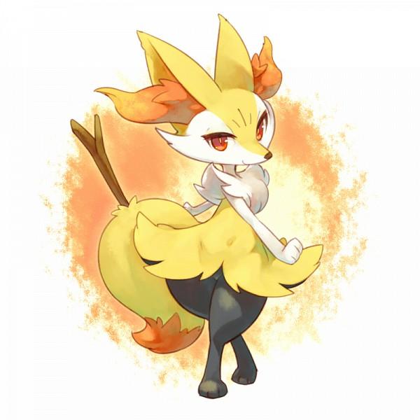 Braixen - Pokémon