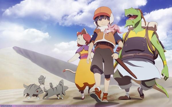 Tags: Anime, Brave Story, Saito Meena, Mitani Wataru, 1680x1050 Wallpaper, Wallpaper