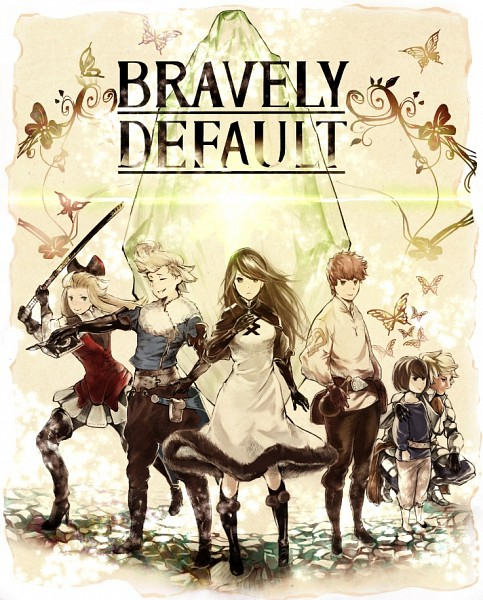 Bravely Default Series