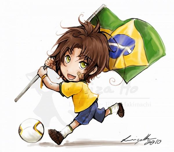 Tags: Anime, Axis Powers: Hetalia, Brazil, Hetamerica, deviantART, Latinhetalia