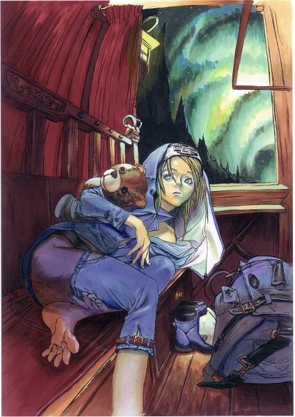 Tags: Anime, Arc System Works, GUILTY GEAR, Bridget (GUILTY GEAR), Official Art