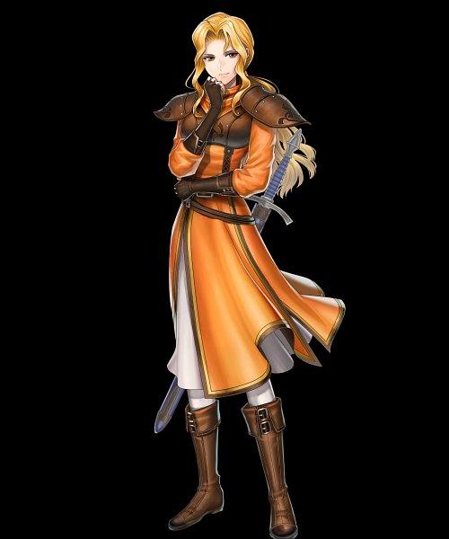 Brigid (Fire Emblem) - Fire Emblem: Seisen no Keifu