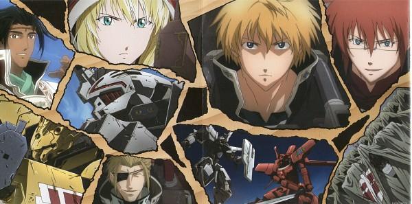 Tags: Anime, Yoshinaga Yunosuke, Production I.G., Xebec, Broken Blade, Hodr, Girge, Sigyn Erster, Rygart Arrow