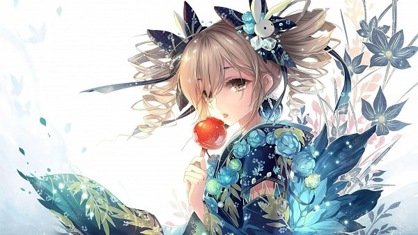 Tags: Anime, Houkai 3rd, Houkai Gakuen, Bronya Zaychik, Candy Apple