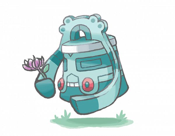 With you, everything will be okay Bronzong.600.2467267