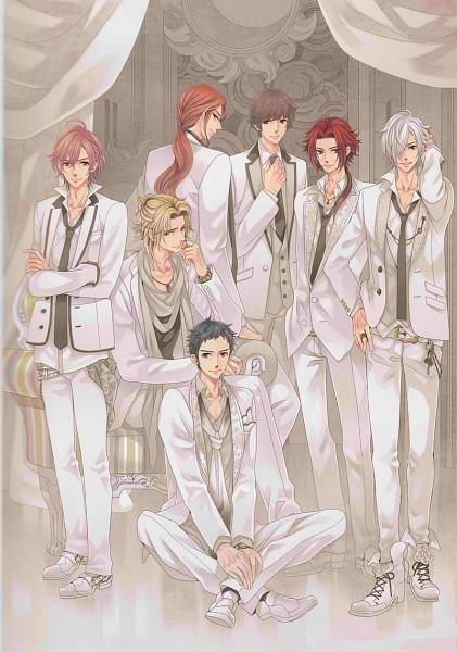 brothers conflict manga español completo - BROTHERS CONFLICT Image #1591019 - Zerochan Anime Image Board Manga Art Style