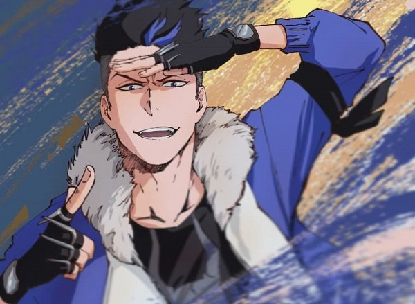Tags: Anime, BURN THE WITCH, Bruno Bangknyfe, Fanart