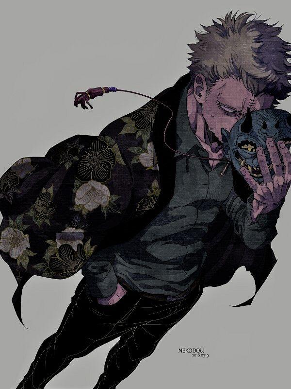 Bubaigawara Jin - Boku no Hero Academia