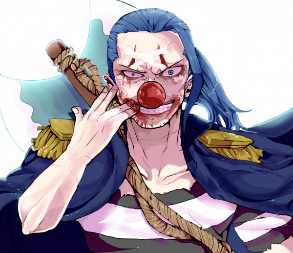 Tags: Anime, Harara, ONE PIECE, Buggy the Clown, Pixiv