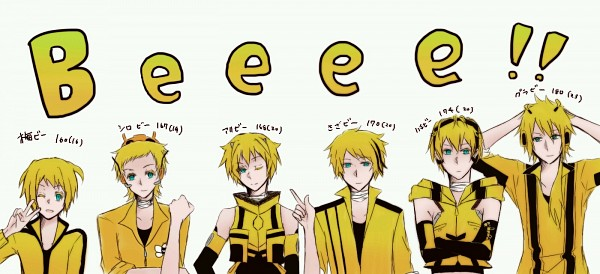Tags: Anime, Transformers, Bumblebee, Bandaged Neck, Mecha (Personification), Facebook Cover, Pixiv, Autobots