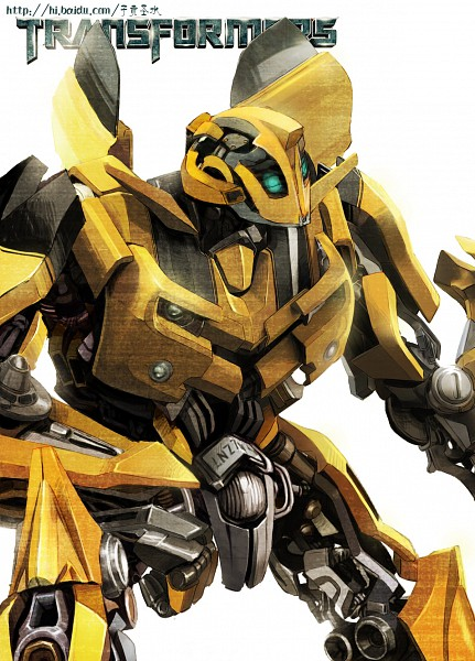 Tags: Anime, PSD, Transformers, Bumblebee, Pixiv, Mobile Wallpaper, Fanart