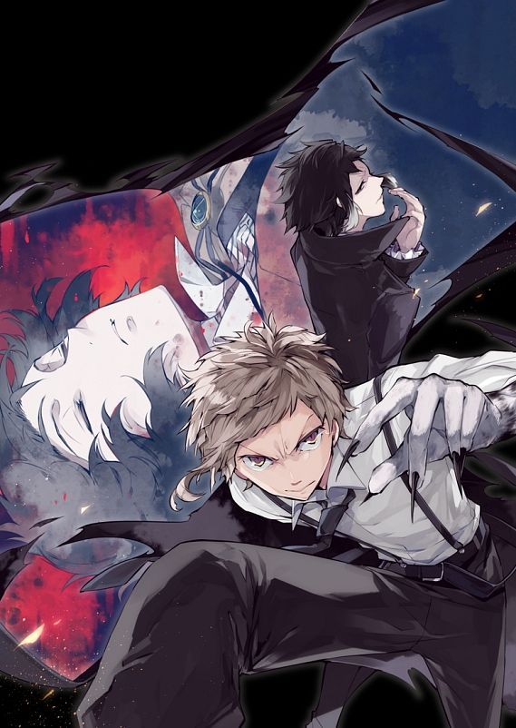 Bungou Stray Dogs: 55 Minutes - Bungou Stray Dogs