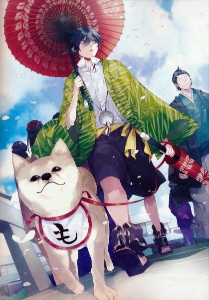 Tags: Anime, Bunmei Kaika Aoiza Ibunroku, Arakane Rin