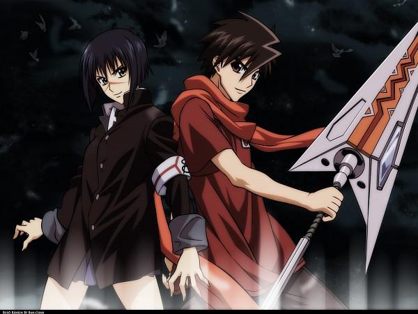 Tags: Anime, Busou Renkin, Tsumura Tokiko, Muto Kazuki