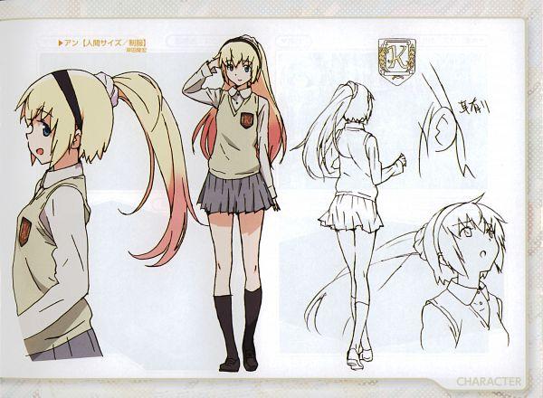 Busou Shinki Illustrations - Busou Shinki