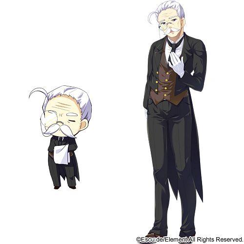 Butler (Hanayome to Maou) - Hanayome to Maou ~Oushitsu no Harem wa Gekokujou~