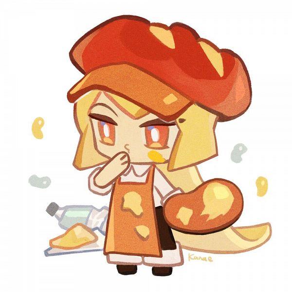 Butter Pretzel Cookie - Cookie Run: OvenBreak