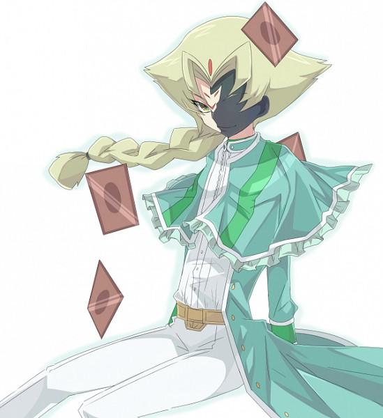 Byron Arclight (Vetrix) - Yu-Gi-Oh! ZEXAL