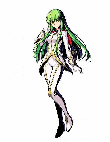 Tags: Anime, Bandai Namco Entertainment, CODE GEASS: Hangyaku no Lelouch, Graffiti Smash, C.C., Official Art