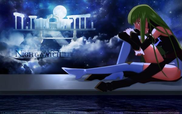 Tags: Anime, CODE GEASS: Hangyaku no Lelouch, C.C., 1440x900 Wallpaper, Wallpaper