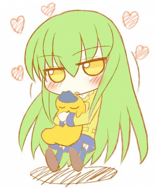 Tags: Anime, CODE GEASS: Hangyaku no Lelouch, Cheese-kun, C.C.