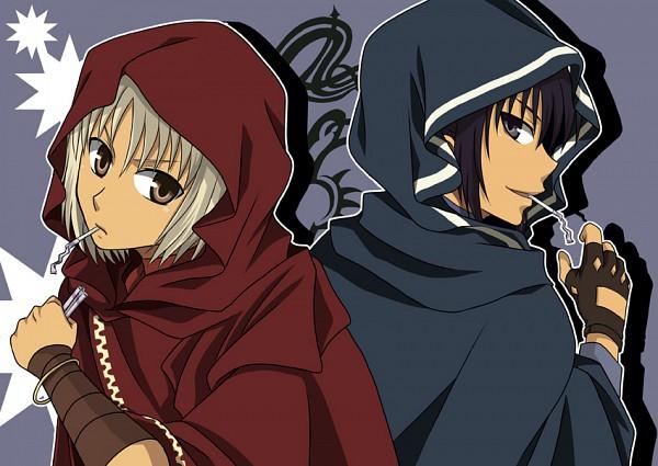 Tags: Anime, TYPE-MOON, CANAAN, Alphard Al Shua, Canaan (Character)