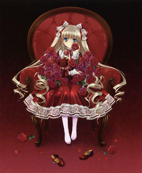 Tags: Anime, CARNELIAN, Jewel CARNELIAN ARTWORKS, Character Request, Scan