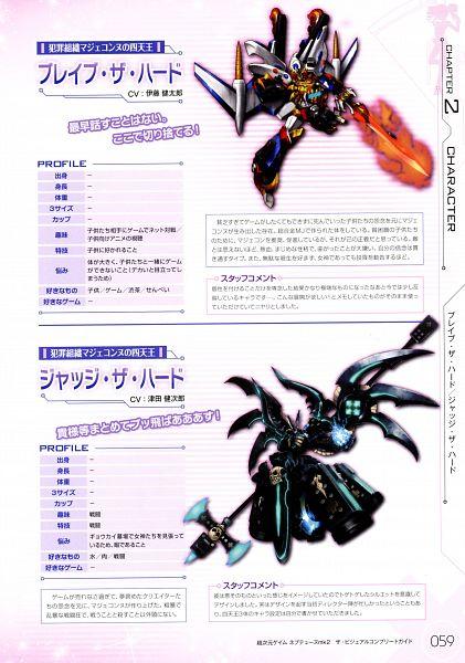 CFW Judge - Choujigen Game Neptune mk2