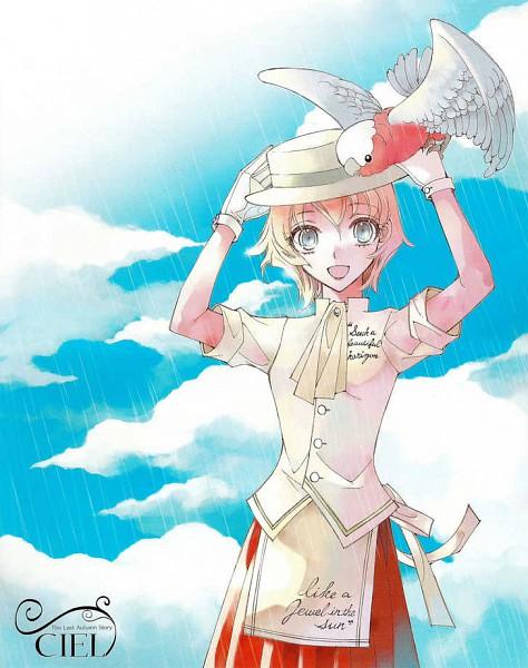 Tags: Anime, CIEL: The Last Autumn Story, Yvienne Mangolia, Manga Color, Scan