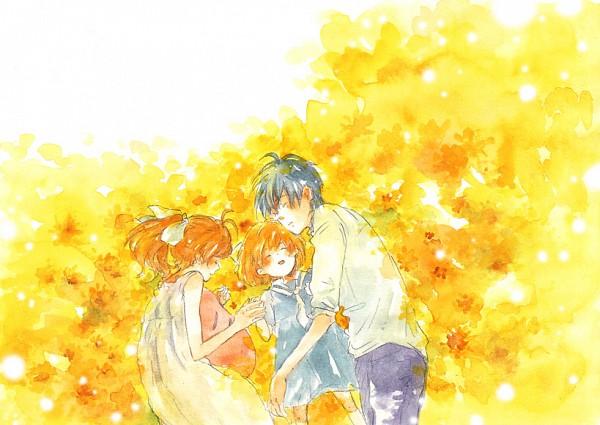 Tags: Anime, Moha, KEY (Studio), Clannad: After Story, CLANNAD, Okazaki Tomoya, Furukawa Nagisa, Okazaki Ushio