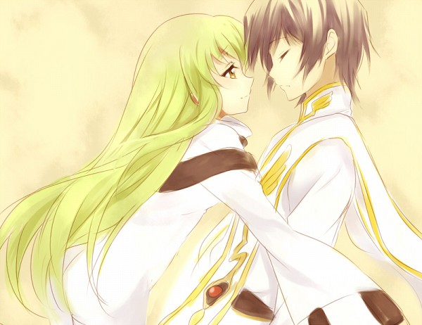 Tags: Anime, Punchiki, CODE GEASS: Hangyaku no Lelouch, Lelouch Lamperouge, C.C., Straightjacket, Emperor, Pixiv, LuluC, Code Geass: Lelouch Of The Rebellion