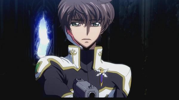 Tags: Anime, Sunrise (Studio), CODE GEASS: Hangyaku no Lelouch, Kururugi Suzaku, Screenshot, Wallpaper, HD Wallpaper, Code Geass: Lelouch Of The Rebellion