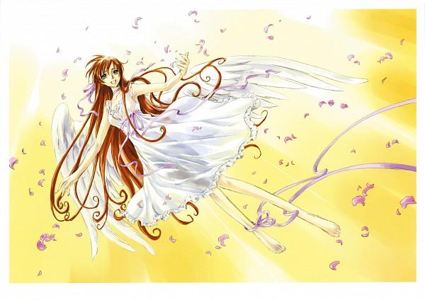 Tags: Anime, CLAMP, Sunrise (Studio), CODE GEASS: Hangyaku no Lelouch, CLAMP X Code Geass - Mutuality, Shirley Fenette, Scan, Official Art, Code Geass: Lelouch Of The Rebellion