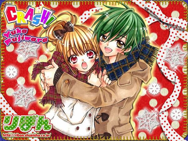 Tags: Anime, Fujiwara Yuka, CRASH!, Midorikawa Kazuhiko, Shiraboshi Hana
