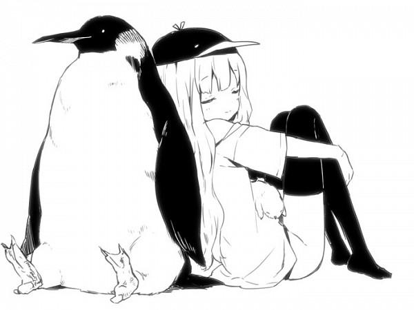 Tags: Anime, CUTEG, Penguin Hat, Pixiv, Original