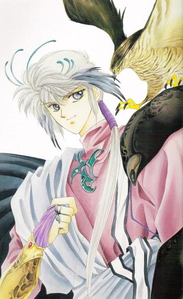 Tags: Anime, Kaimu Tachibana, Ca Bine Saga, Nothing (Artbook), Hawk
