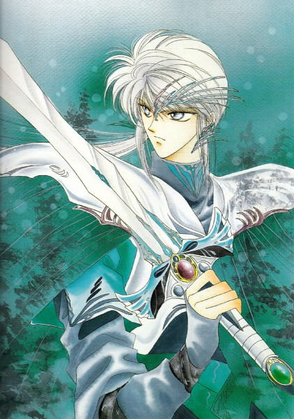 Tags: Anime, Kaimu Tachibana, Ca Bine Saga, Nothing (Artbook)
